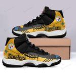 Pittsburgh Steelers AJD11 Sneakers 14