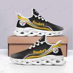 Pittsburgh Steelers Yezy Running Sneakers 344