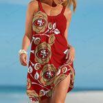 San Francisco 49ers Beach Dress 94