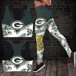 Green Bay Packers Sport Bra & Leggings 158