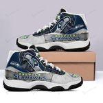 Seattle Seahawks AJD11 Sneakers 25