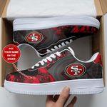 San Francisco 49ers AF1 Sneakers 126