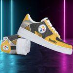 Pittsburgh Steelers AF1 Sneakers 131