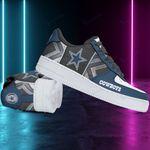 Dallas Cowboys AF1 Shoes 134
