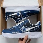 Dallas Cowboys AF1 Shoes 144