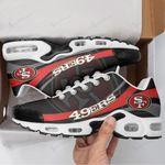 San Francisco 49ers Plus T-N Youth Sneakers 02