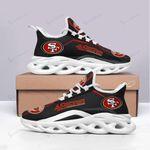 San Francisco 49ers Yezy Running Sneakers 346