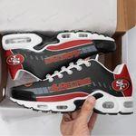 San Francisco 49ers Plus T-N Youth Sneakers 18