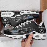 Las Vegas Raiders Plus T-N Youth Sneakers 19