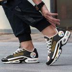 Pittsburgh Steelers Plus T-N Youth Sneakers 15