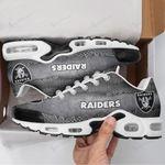 Las Vegas Raiders Plus T-N Youth Sneakers 22