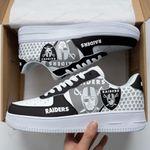 Las Vegas Raiders AF1 Shoes 151