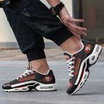 San Francisco 49ers Plus T-N Youth Sneakers 13