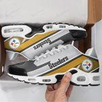 Pittsburgh Steelers Plus T-N Youth Sneakers 30