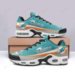 Miami Dolphins Plus T-N Youth Sneakers 50