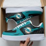 Miami Dolphins AF1 Shoes 158