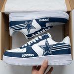 Dallas Cowboys AF1 Shoes 157