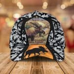 Moose Hunting Classic Cap 47