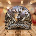 Deer Hunting Classic Cap 46