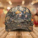 Deer Hunting Classic Cap 24