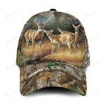 Love Deer Hunting Classic Cap