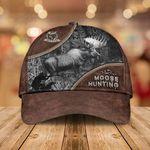 Moose Hunting Classic Cap 54