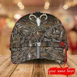 Personalized Deer Hunting Classic Cap 49