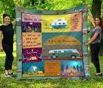 Camping Love Premium Quilt 018