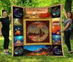 Camping Love Premium Quilt 019