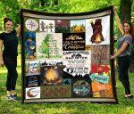 Camping Love Premium Quilt 013