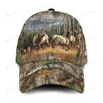 Love Elk Hunting Classic Cap