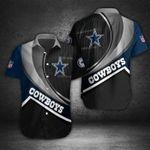 Dallas Cowboys Button Shirt 052