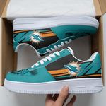 Miami Dolphins AF1 Shoes 168