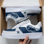 Dallas Cowboys AF1 Shoes 174