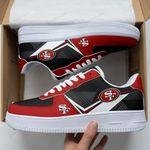 San Francisco 49ers AF1 Shoes 172