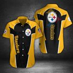 Pittsburgh Steelers Button Shirt 060