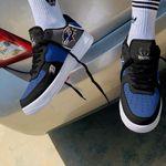 Baltimore Ravens AF1 Shoes 183