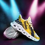 Pittsburgh Steelers Yezy Running Sneakers 365