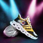 Pittsburgh Steelers Yezy Running Sneakers 367
