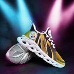 Pittsburgh Steelers Yezy Running Sneakers 366