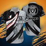 Las Vegas Raiders Button Shirt 063