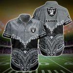 Las Vegas Raiders Button Shirt 066