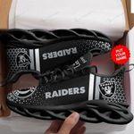 Las Vegas Raiders Yezy Running Sneakers 389