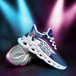 New England Patriots Yezy Running Sneakers 400