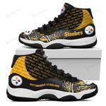 Pittsburgh Steelers AJD11 Sneakers 77