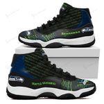Seattle Seahawks AJD11 Sneakers 84