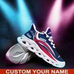 New England Patriots Personalized Yezy Running Sneakers 393