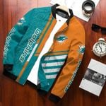 Miami Dolphins Bomber Jacket 537