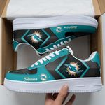 Miami Dolphins AF1 Shoes 192