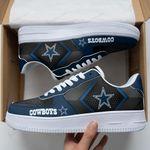 Dallas Cowboys AF1 Shoes 191